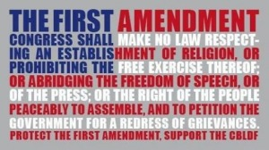 U.S. Flag as First Amendment
