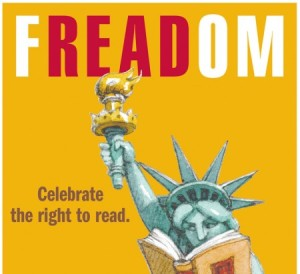 Freadom-Celebrate the right to read