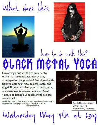 blackmetalyoga