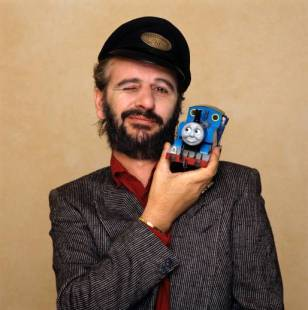 Library Bonanza - Ringo Starr and Thomas