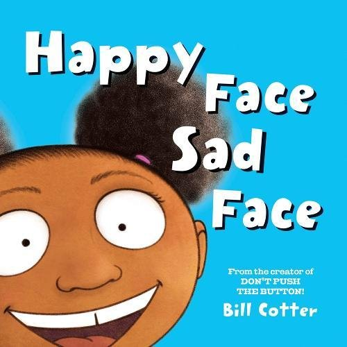 happy face sad face-cotter