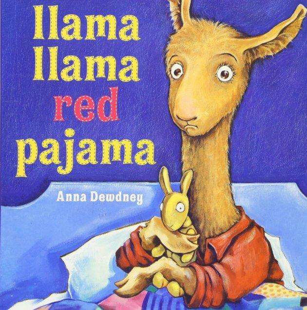 llama llama red pajama-dewdney